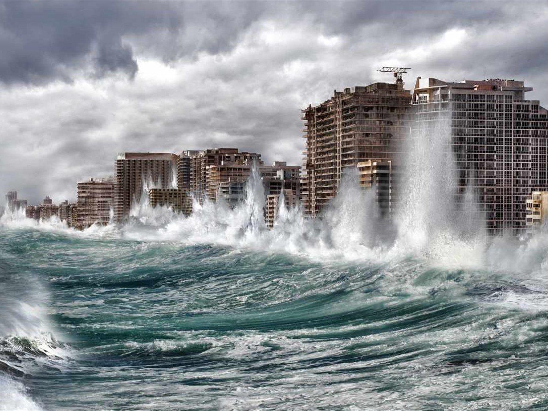 Lista de ciudades y localidades españolas que quedarán sepultadas bajo el mar en 2050