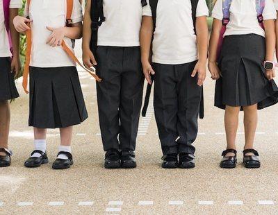 Valencia prohibirá que los uniformes escolares sean diferentes según el sexo