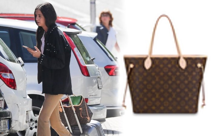 El tote Neverfull MM de Louis Vuitton, valorado en 990 euros