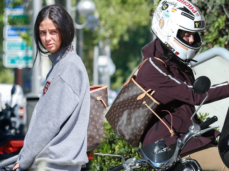 El lujoso bolso valorado en 1.000 euros que Victoria Federica lleva a clase cada día