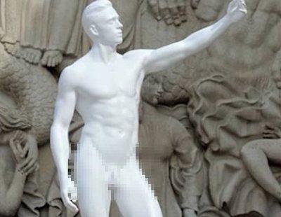 """La Unesco obliga a vestir unas esculturas con tangas para no """"herir sensibilidades"""""""