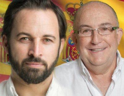 El Santiago Abascal de los 'papeles de Bárcenas' no es el líder de VOX, sino su padre