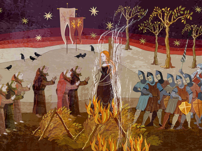 La caza de brujas en la Historia: ¿en qué país se quemaron más?