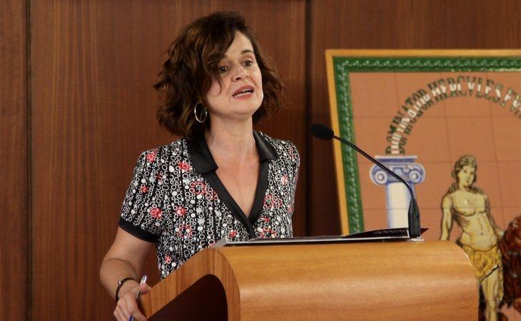 Esperanza Gómez entra en todas las quinielas para convertirse en candidata de Más País si finalmente se presenta a la Juntga de Andalucía