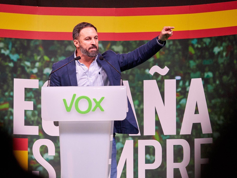 La doble moral de VOX: cuestiona a la víctima de la Arandina y critica a 'La Manada' de Bilbao