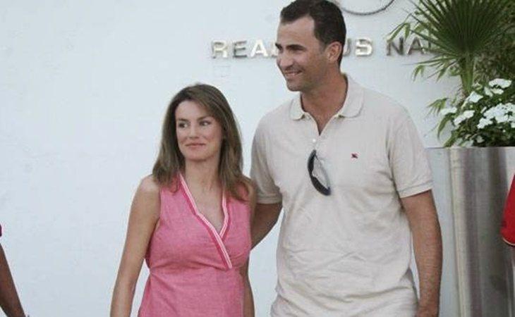 El embarazo de Leonor hizo que Letizia se mostrase desganada en el evento Real más esperado del verano