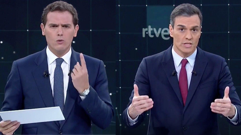 Ciudadanos asegura que intentará evitar enfrentarse a VOX y el PP: el objetivo es polarizar con Pedro Sánchez