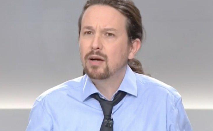 Iglesias llama al votante del PSOE y asegura que Sánchez tiene la intención de pactar con el PP