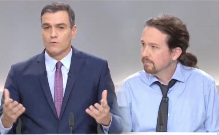 Iglesias cierra el bloque de cohesión de España: