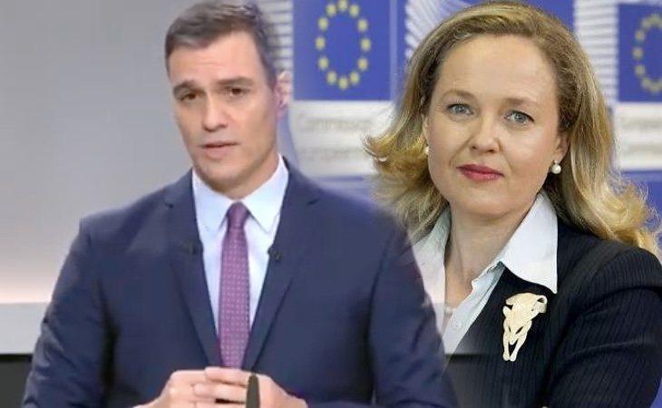 Sánchez anuncia a Nadia Calviño, actual ministra de Economía, como futura vicepresidenta del área