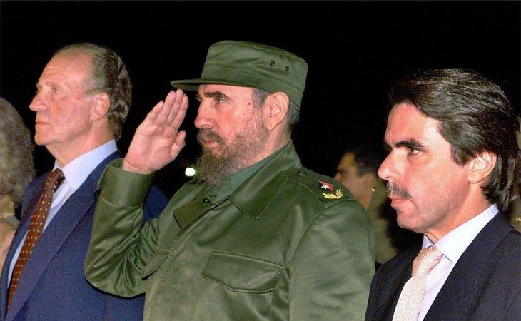 Casado critica a Pedro Sánchez por organizar una visita del rey a Cuba... quizás no haya visto que su partido hizo exactamente lo mismo en el pasado