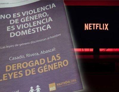 El diario ABC estalla contra Netflix tras retirar su publicidad por dar alas a Hazte Oír