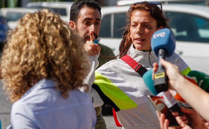A pesar de su buena relación en el pasado, Valeria Quer echa en cara a su madre que haya presentado denuncias por malos tratos contra su padre Juan Carlos Quer y asegura que son falsas