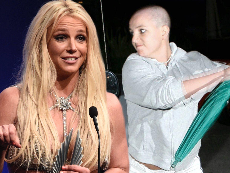 Un documental desvela por qué Britney Spears apareció con la cabeza rapada en 2007