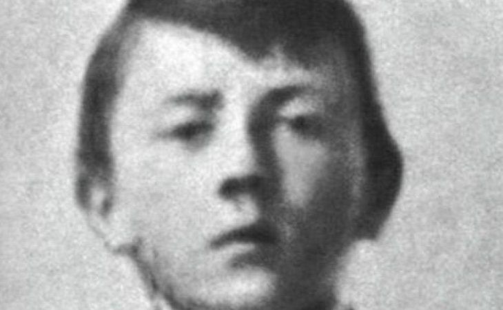 Hitler odiaba que le fotografiaran, por ello existen pocas fotos de su juventud