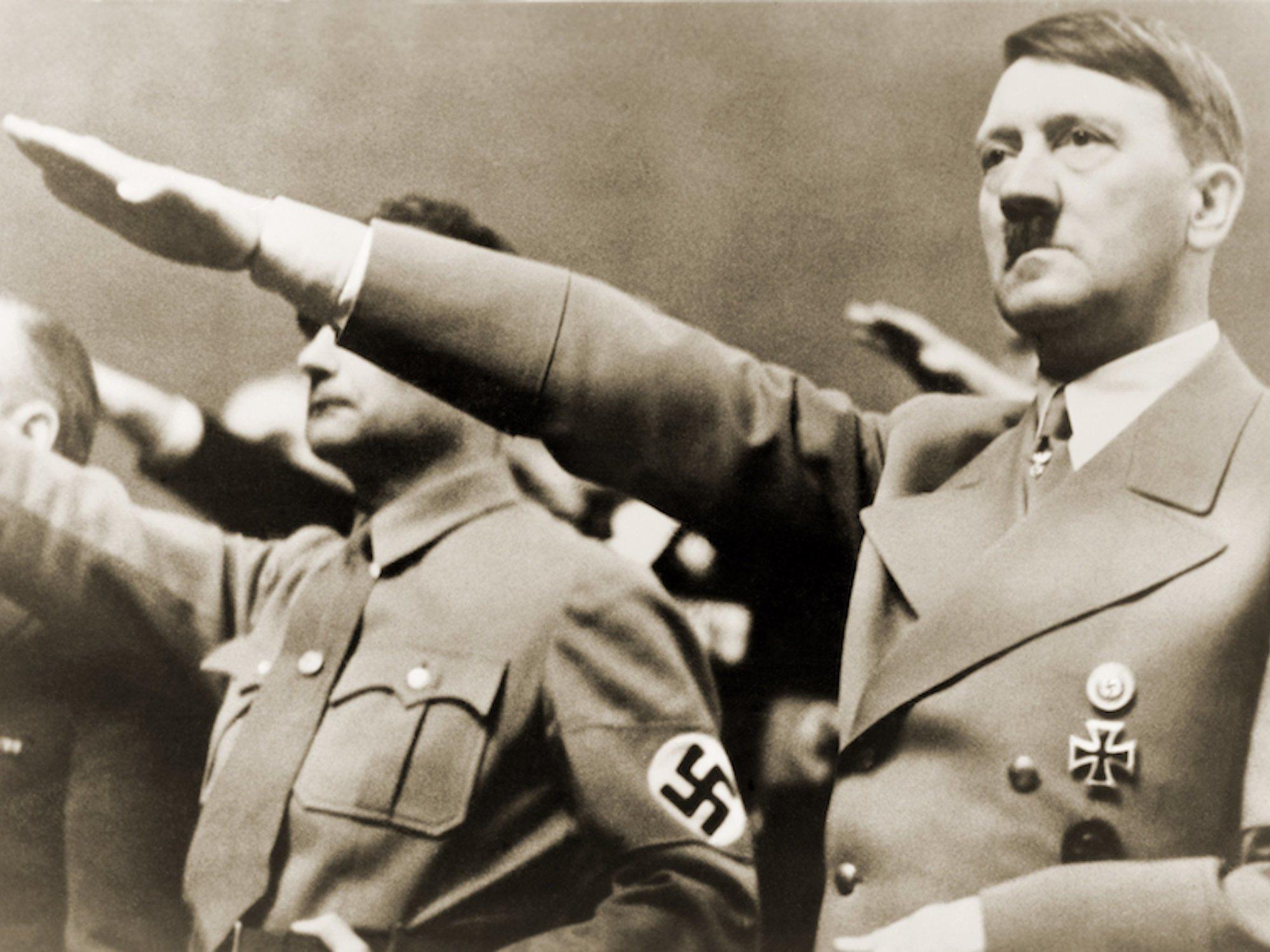 Salen a la luz los vergonzosos secretos del joven Hitler, desvelados por su único amigo