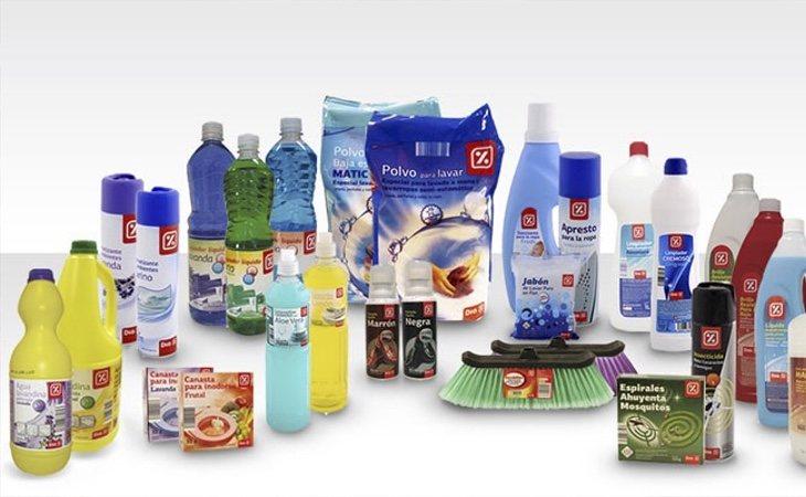 La marca blanca de DIA no cuenta con productos estrella como sí sucede en Mercadona o Lidl