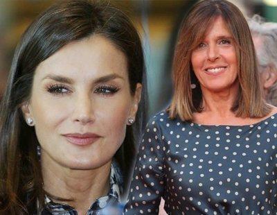 La enemistad de la reina Letizia con Ana Blanco: lo que esconde su mala relación