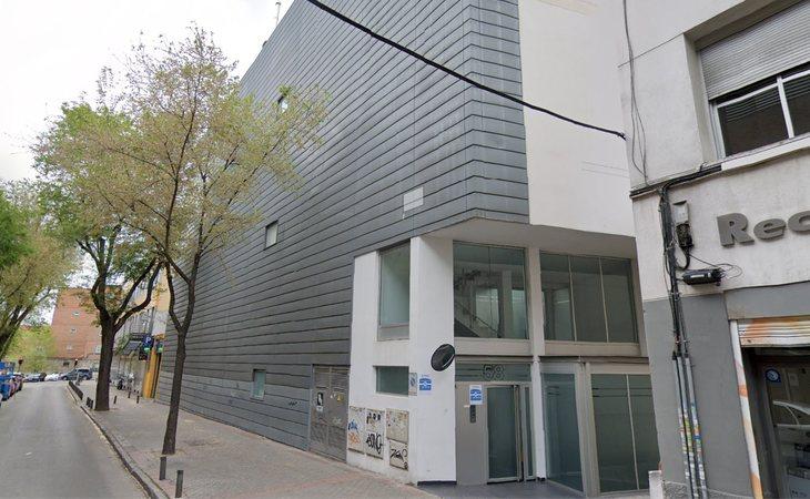 El número 58 de la calle Albarracín (Madrid), uno de los siete lugares donde el matrimonio de VOX levantó locales sin cédulas de habitabilidad