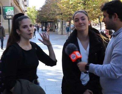 """""""¡Hostia, Lucia!"""": la respuesta viral tras la decepción de una amistad por votar a VOX"""