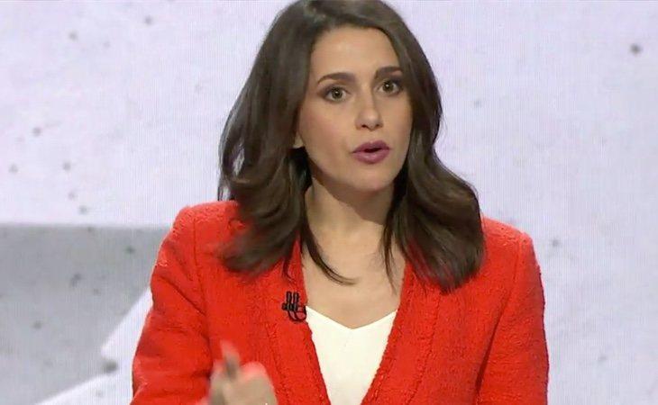 Inés Arrimadas avanza que la prioridad es pactar con el PP