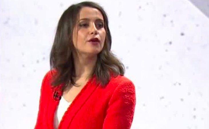 Inés Arrimada se viene arriba y asegura que Ciudadanos va a ganar las elecciones