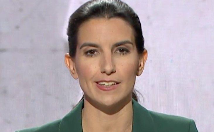 Rocío Monasterio y su minuto de oro: