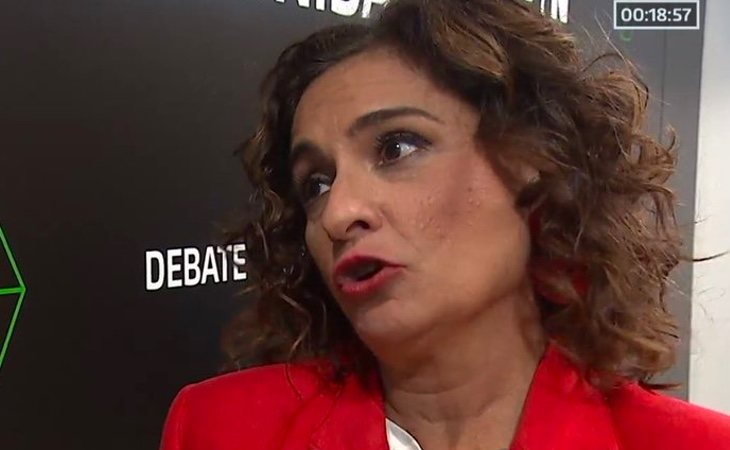 María Jesús Montero (PSOE), abierta a pactos con Unidas Podemos pero descartando Gobierno de coalición