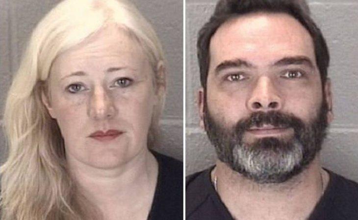 Los Barnett, padres adoptivos de Natalia que la acusaron de psicópata