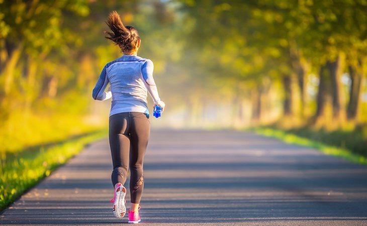 Practicar ejercicio disminuye el riesgo hasta en un 25%