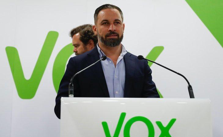 VOX veta a periodistas y medios de comunicación