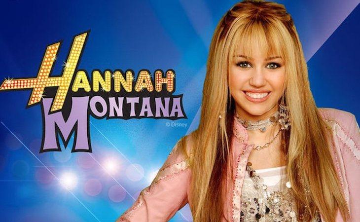 Miley Cyrus comenzó a rodar 'Hannah Montana' con solo 12 años