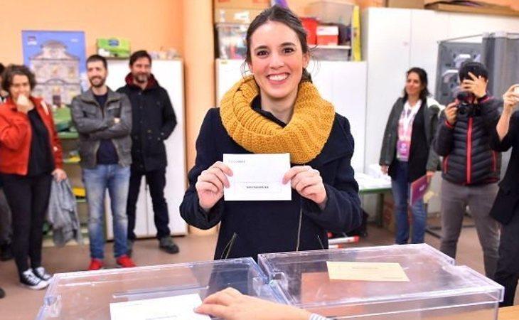 Irene Montero (Unidas Podemos):