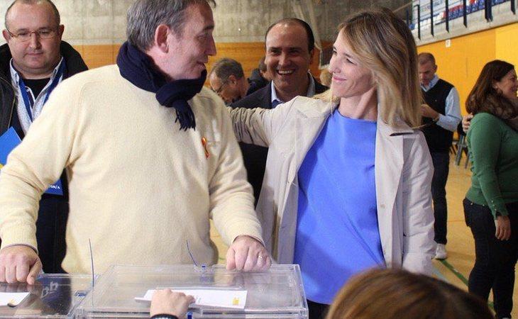 Cayetana Alvarez de Toledo (PP) pide votar para