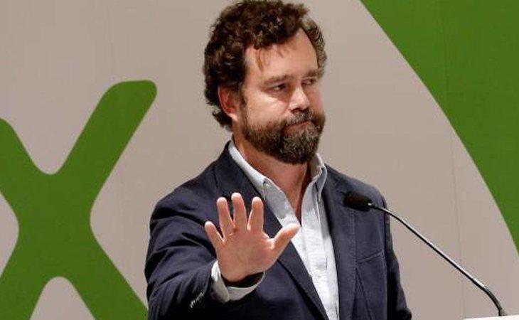 Iván Espinosa de los Monteros, portavoz de VOX en el Congreso, pide prudencia ante las encuestas que los sitúan como tercera fuerza