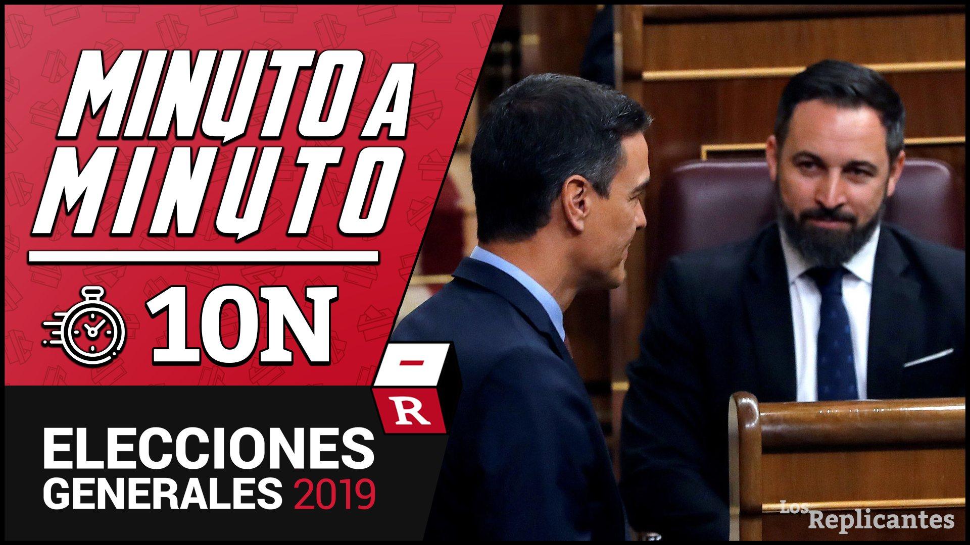 70,74% escrutado: PSOE (122), PP (84), VOX (53), UP (35), ERC (13), Cs (10), JxCAT (8), PNV (7), EH Bildu (5), Más País (3), CCa-NC (3), CUP (2)