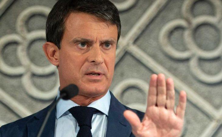 Manuel Valls, contundente: