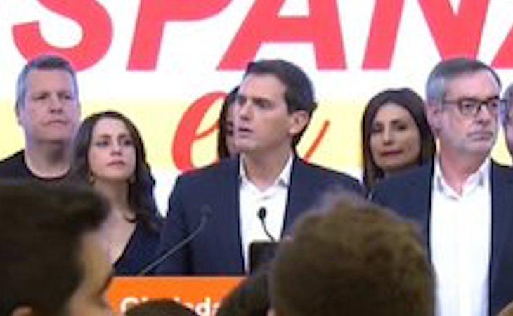 Albert Rivera convoca ejecutiva nacional urgente de Ciudadanos y un congreso extraordinario para decidir su futuro y el del partido
