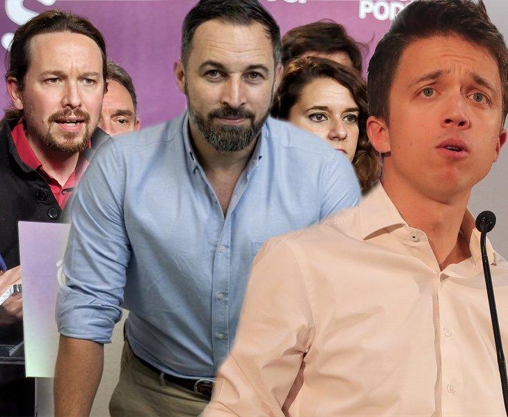 Podemos y Más País superan a VOX en 34.500 votos, pero sacan 14 diputados menos
