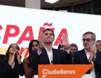 Albert Rivera dimite como líder de Ciudadanos, renuncia a su escaño y abandona la política