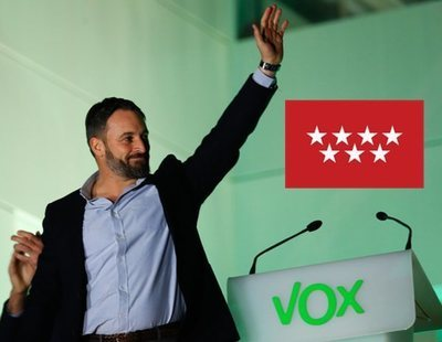Así ha subido VOX en los barrios obreros de Madrid