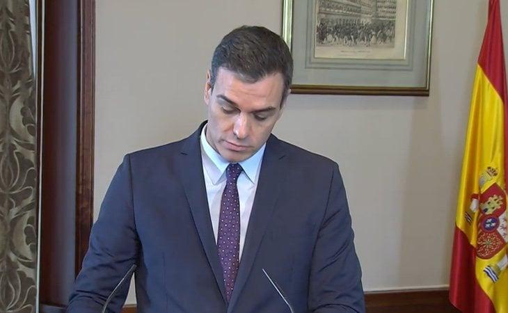 Pedro Sánchez: 'Somos conscientes de la decepción entre los votantes, este Gobierno va a ser rotundamente progresista con un acuerdo para cuatro ...