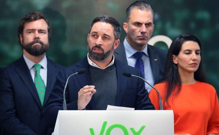 VOX asegura que España va a 'estar gobernada por comunistas bolivarianos'