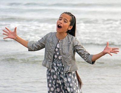 Así suena 'Marte' en directo, la canción de Melani García para Eurovisión Junior 2019