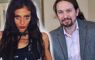 "Valeria, la hermana de Diana Quer, estalla contra Pablo Iglesias: ""Eres un payaso"""