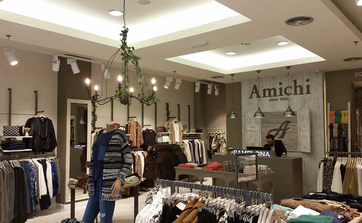 Más 70 tiendas de Amichi cerradas
