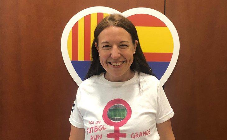 Investigadora e ingeniera de Caminos, es diputada en el Parlamento de Cataluña