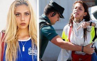 El dolor de Valeria, la hermana de Diana Quer: se autolesionó con quemaduras tras el asesinato