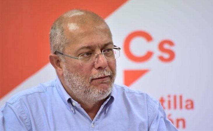 Francisco Igea, de Ciudadanos, vicepresidente de la Junta de Castilla y León