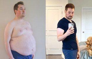 El infalible método con el que este médico adelgazó 56 kilos